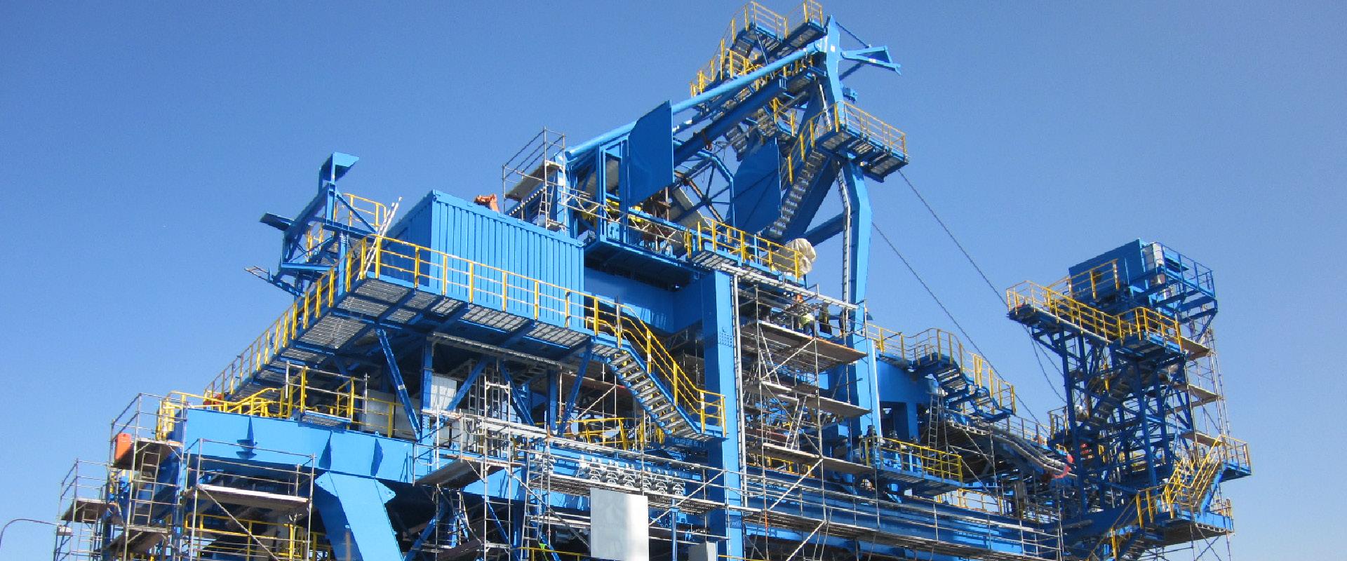 Industriegerüst Bremen