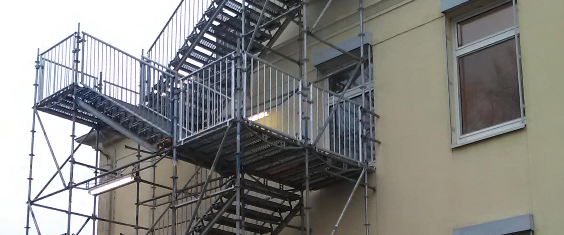 Baedecker_Treppengerüst